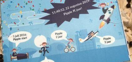 Pi-jarig bestaan Pipple