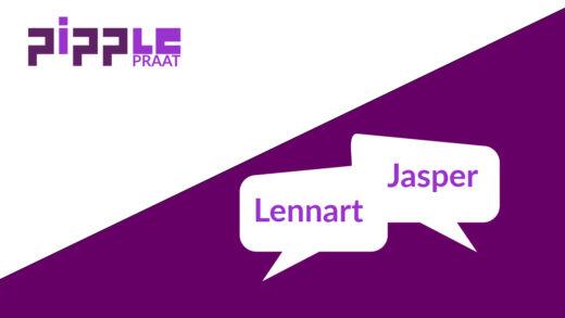 Pipple Praat #1: Jasper & Lennart stellen zich voor!
