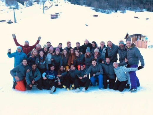 Teambuilding in Sankt Anton