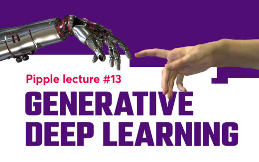 Pipple lecture #13 Generative deep learning